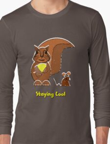 Staying Cool Squirrel and Mouse T-shirt T-Shirt