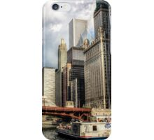 The Chicago River - Architecture  iPhone Case/Skin