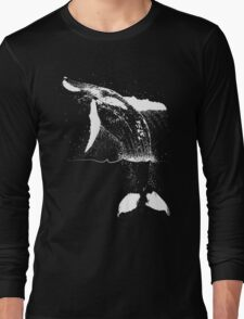 Breaching Humpback Long Sleeve T-Shirt