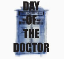 DAY OF THE DOCTOR! Kids Tee