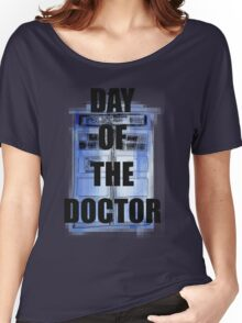 DAY OF THE DOCTOR! Women's Relaxed Fit T-Shirt