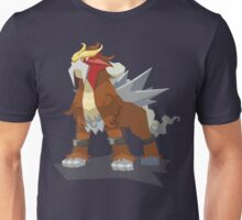 Cutout Entei Unisex T-Shirt