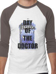 DAY OF THE DOCTOR! Men's Baseball ¾ T-Shirt