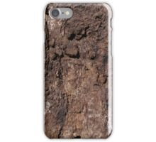 "Real Tree Design for Hunting & Shooting ""Tree Bark"" #1 iPhone Case/Skin"