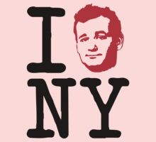 I Love NY by One World by High Street Design