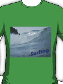 Surfing T-Shirt