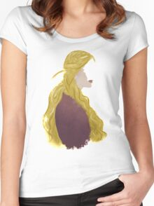 cersei; i will not cringe for them Women's Fitted Scoop T-Shirt