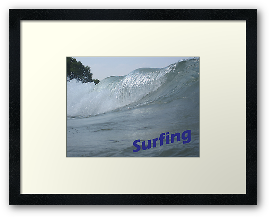 Surfing by Thomas Murphy