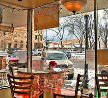 Cozy Cafe by Diana Graves Photography