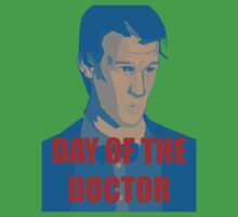 DAY OF THE DOCTOR! Kids Clothes