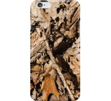 "Real Tree Design for Hunting & Shooting ""Leaves"" #1 iPhone Case/Skin"