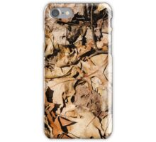 """Real Tree Design for Hunting & Shooting """"Leaves"""" #4 iPhone Case/Skin"""