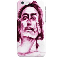 Mad Dalí iPhone Case/Skin