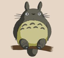Studio Ghibli- Totoro by Grace7