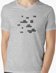Coal Ore Mens V-Neck T-Shirt