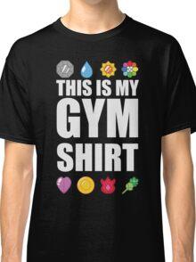 Kanto Gym Shirt Classic T-Shirt