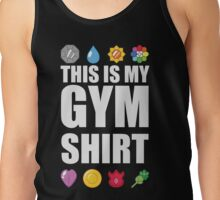 Kanto Gym Shirt Tank Top