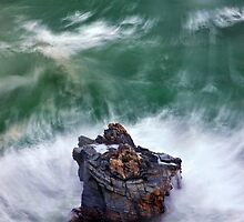 Thalassography by Hercules Milas