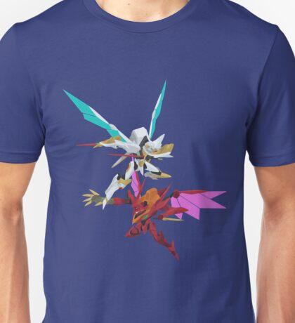 Lancelot v.s Guren  Unisex T-Shirt