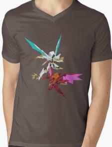 Lancelot v.s Guren  Mens V-Neck T-Shirt