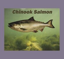 Chinook Salmon Kids Clothes