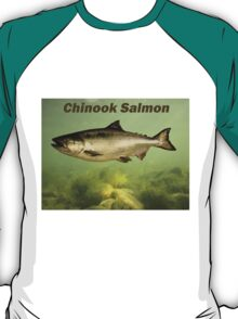 Chinook Salmon T-Shirt