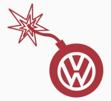 VW Bomb T-Shirts & Hoodies by incetelso