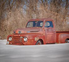 Old Timer In Color by Thomas Young