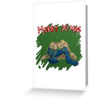 221B Christmas Greeting Card