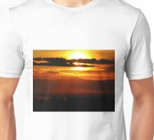 Chico, CA Sunset Unisex T-Shirt