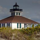 Boca Grande Light  by John  Kapusta