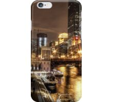 Chicago River Walk iPhone Case/Skin