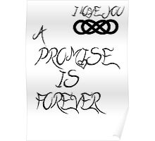 Double Infinity Poster