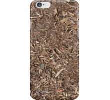 """Real Tree Design for Hunting & Shooting """"Mulch"""" #1 iPhone Case/Skin"""