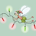 The Christmas Fairy by Sophie Corrigan