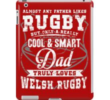 Rugby Dad iPad Case/Skin