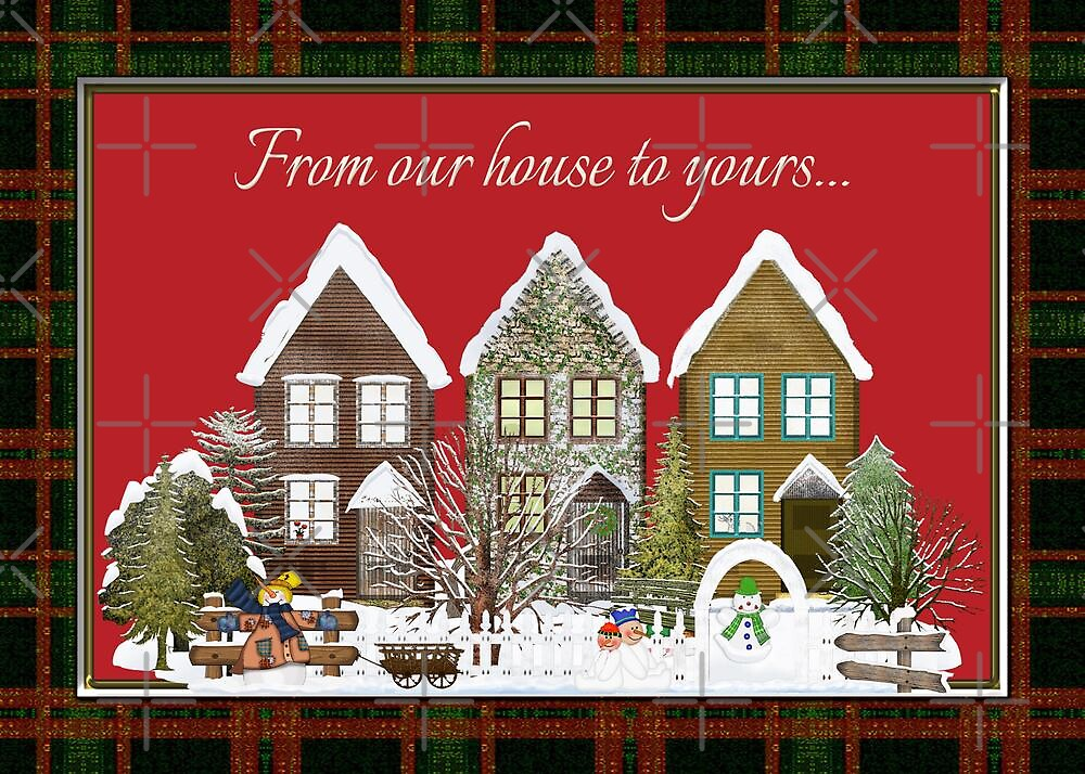 From Our House To Yours by Vickie Emms