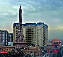 Las Vegas View by tvlgoddess