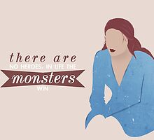 sansa; the monsters win by thirstyagron