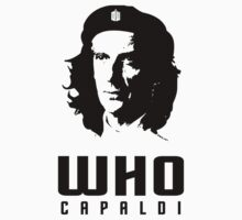 WHO (Capaldi) by mouseman