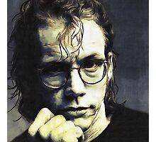 Warren Zevon Photographic Print