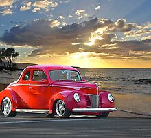 1940 Ford Deluxe Coupe  by DaveKoontz