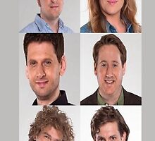 Horrible Histories / Yonderland cast by meggie1tr