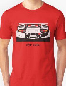 Lamborghini Countach - Che Culo T-Shirt