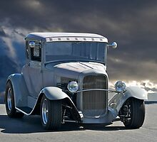 1931 Ford Model A 'Gray Daze' Coupe by DaveKoontz