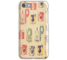 Camera Action iPhone Case/Skin