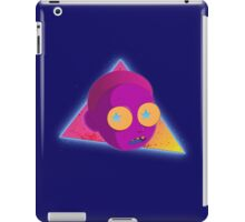 Space 80s iPad Case/Skin