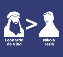 da Vinci > Tesla by Endovert