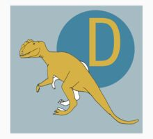 D is for... Dinosaur Kids Clothes