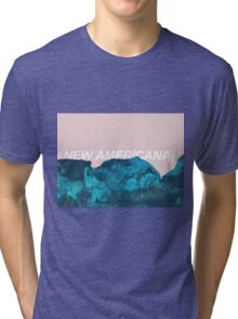 nuevo américa Tri-blend T-Shirt
